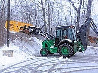 Professional Commercial Snow Removal